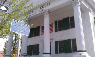 Old Putnam County Courthouse